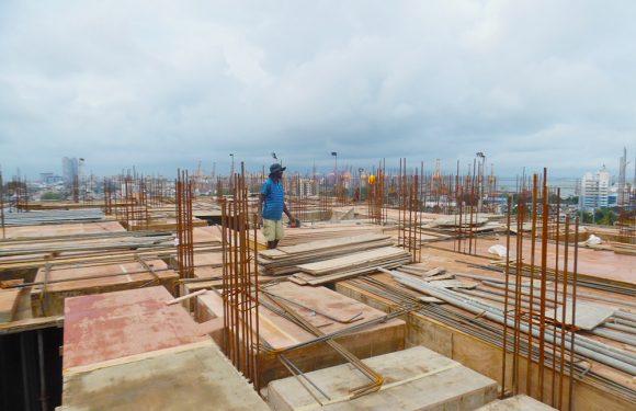 11th Floor Concreting