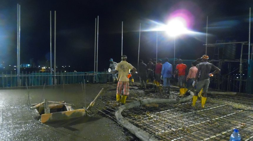 Roof Top Concreting