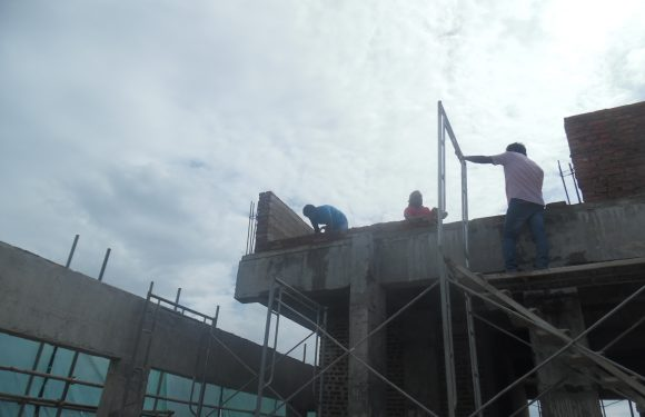 Rooftop Construction