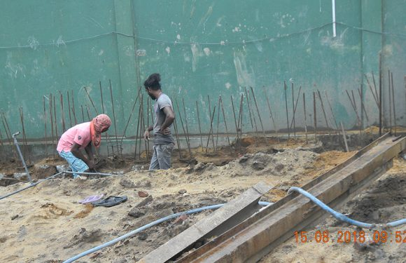 Pile Hacking & Excavation