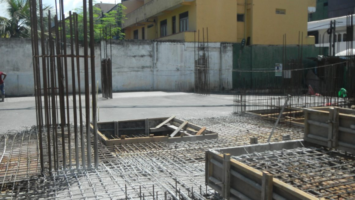 Ground Slab