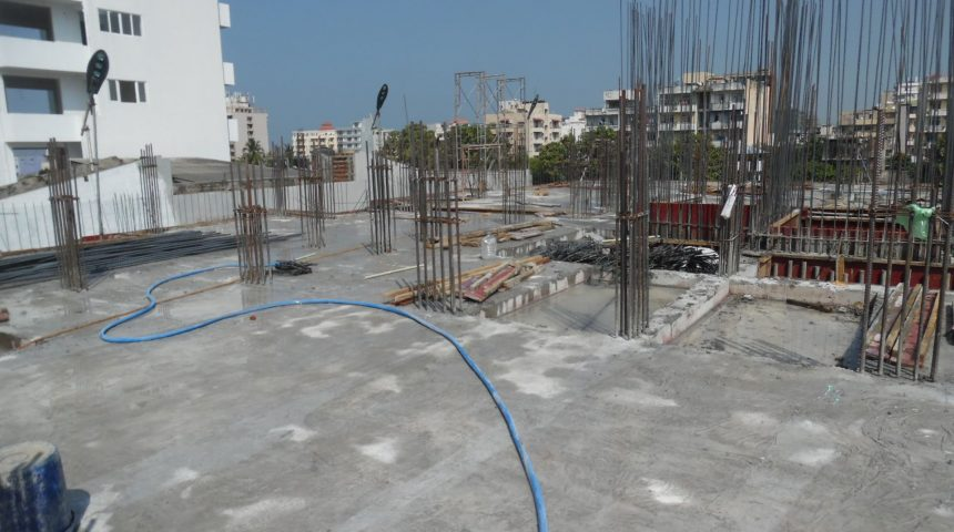 2nd Floor Slab